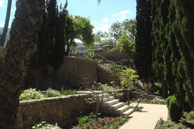 Visita Jardín Nazarí Granada